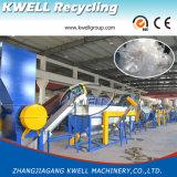Máquina de reciclaje de la película de la agricultura y de la máquina de lavado / de la película
