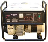 新しい商業単一シリンダー開フレーム2kwガソリン発電機Bh2000
