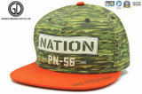 Novos campos de basquetebol Hat bordados coloridos Snapback Pac