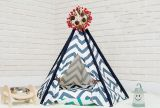 Tendas para cama de estimação Warm Cat House Mat Pet Dog Tent Teepee, Pet House
