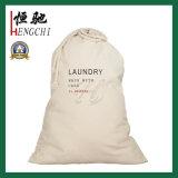 Bolsa de lino de alta calidad de lino de tela de algodón de alta calidad