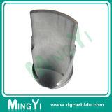 Stempel van het Aluminium van de Precisie DIN van de douane de Ovale Hoofd