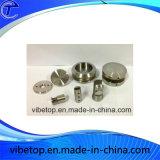 ステンレス鋼の予備品を機械で造るOEM CNC
