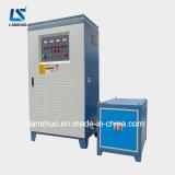 La fábrica suministra directo la máquina que cubre con bronce del metal de la inducción eléctrica 200kw