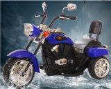 Motocicleta elétrica do triciclo das rodas das crianças três com preço razoável