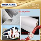Film auto-adhésif de vinyle de PVC d'impression d'enveloppe dissolvante de véhicule pour le véhicule