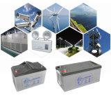 100ah 재생 가능 에너지 시스템을%s 재충전용 젤 건전지 태양 전지
