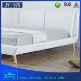 현대 디자인 중국에서 나무로 되는 1인용 침대 디자인
