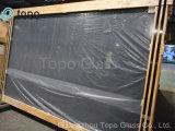 4m-12mm 어두운 회색에 의하여 색을 칠하는 유럽 회색 플로트 유리 (C-UG)