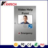 "7"" LCD-TFT digital de intercomunicador de porta de vídeo Bi-Direction SIP Phone"