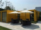 Het nieuwe Huis/de Staaf Van uitstekende kwaliteit van de Koffie van het Type Geschikte Mobiele Geprefabriceerde/Prefab