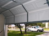 Kapitel-Garage-Tür/Aluminiumgarage-Türen