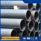 Tuyauterie de gaz naturel (poly pipe de HDPE)