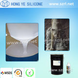 Borracha de silicone moldando curada platina