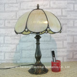 Lampada Handmade elencata dell'UL Tiffany, lampada della Tabella, lampada della decorazione