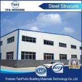 Fertighaus-Auto-Garage-Stahlkonstruktion für Verkauf anpassen