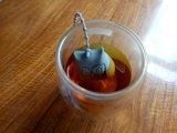 Tè a forma di Infuser di vendita del Amazon del commestibile del gufo caldo del silicone