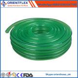 Труба PVC гибкой пробки PVC ясной прозрачная ясная/цветастый шланг воды PVC ясный