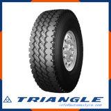 9.00R20 Triangle China Fábrica de alta qualidade da marca superior do pneu do veículo