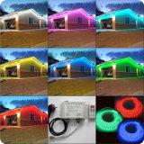 Kleur die RGB LEIDENE Dimmable Strook 120LED/M 110V 220V veranderen