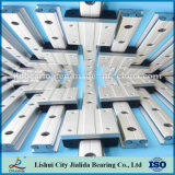 Guide linéaire en aluminium de roulement de la Chine pour le système de mouvement linéaire (série 12S/12/12L de LGD)