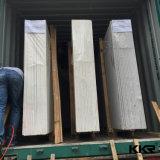 fabricante branco puro da pedra de quartzo de 3cm