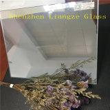 la glace de miroir de 8mm/a enduit la glace pour DEL, affichage à cristaux liquides, écran d'ordinateur etc.