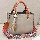 Modo variopinto della cinghia dei sacchetti di Tote di Laies del sacchetto di spalla delle borse della donna del progettista con gli accessori Sy7888 della nappa