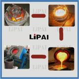Forno ad induzione per media frequenza per la fusione del ghisa/lega d'acciaio/di rame