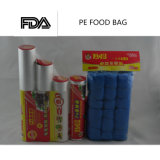 Регулировать поверхности ранга PE выбивая и еды PE материальные мешки вкладчика