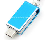 Swivel Mini USB Pendrive OTG Téléphone USB Flash Disk