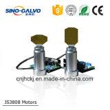 Laser 보석 조각 기계를 위한 세륨 승인되는 Galvo Scannner Js3808