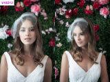 Вуаль нового типа краткости вуали венчания прибытия Bridal