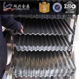Strato di alluminio del tetto dello zinco della portata delle mattonelle lunghe poco costose di punto