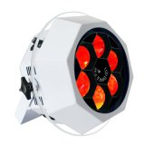 6X15W RGBW Bee Ojo Disco UFO LED Efecto Luces