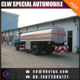 4X2 10m3 Diesel van de Tanker van de Vrachtwagen van de Brandstof FAW de Bijtankende Tanker van de Vrachtwagen