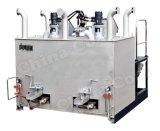 Precalentador termoplástico completamente automático de la pintura Xdyf-750kgx2