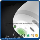 Los nuevos altavoces de Bluetooth del crisol de flor de la música del tacto del juguete con la función del LED