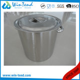ステンレス鋼304の日本様式のスケールの在庫の鍋
