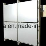 Алюминиевое плакирование стены панели сота для экстерьера