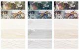 300X900mm populärer bunter Entwurfs-Baumaterial-Tintenstrahl glasig-glänzende Wand-Fliese