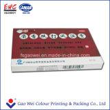 Rectángulo de regalo colorido del papel de impresión en offset para el empaquetado del regalo