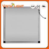 Carré blanc chaud LED 100-240 V écran plat avec de l'éclairage réglable