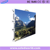 El panel video de fundición a presión a troquel a todo color de alquiler de interior de la pantalla de visualización de LED P5 para hacer publicidad (CE, RoHS, FCC, CCC)