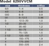Vorbildliche 6290vvcm Harris Ausschnitt-Spitze