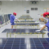 Livraison gratuite 150watt panneau solaire 160W Poly