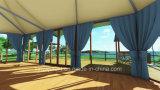 超贅沢なGlampingのアフリカのサファリのテント
