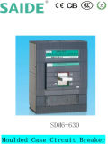 Электрический автомат защити цепи 630A MCCB
