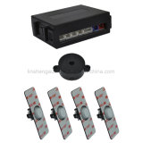 Sensores de estacionamento com fácil instalação de sensores de adesivo, produto OEM