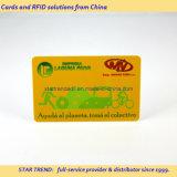 Mumbershipカードによって前刷りされるPVCカードのカード